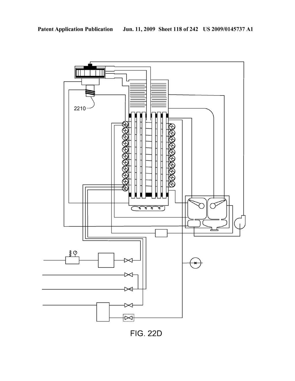 water vapor distillation apparatus, method and system - diagram, schematic,  and image 119