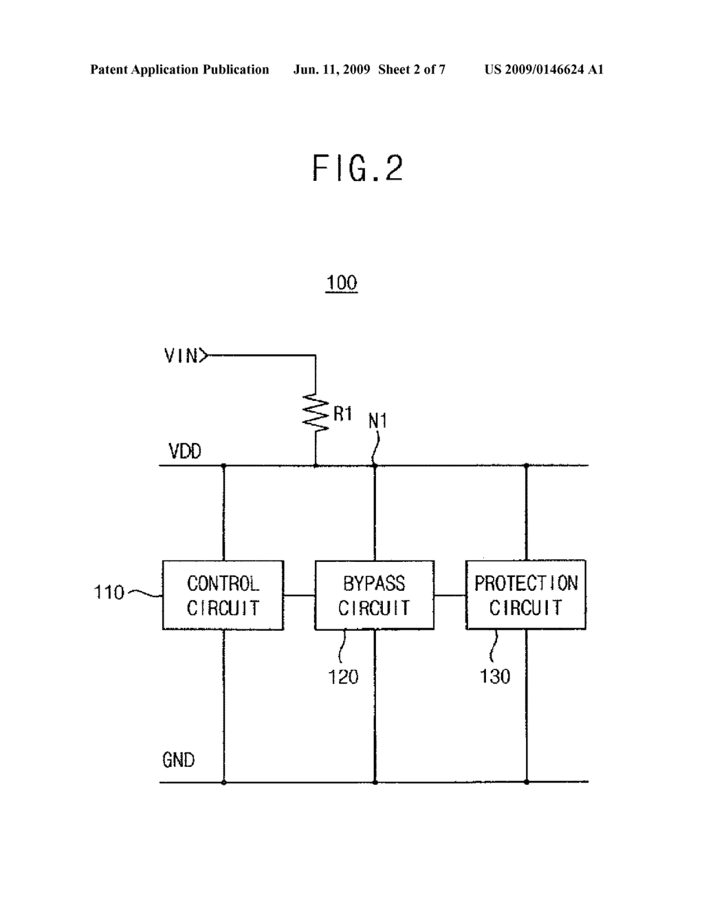 Shunt Regulator Having Over Voltage Protection Circuit And Regulators Protector Diagram Semiconductor Device Including The Same Schematic Image 03
