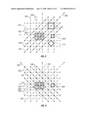 Method for processing marine towed streamer seismic data from regular multi-azimuth surveys diagram and image