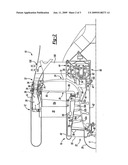 COMPRESSOR INLET GUIDE VANE FOR TIP TURBINE ENGINE AND CORRESPONDING CONTROL METHOD diagram and image