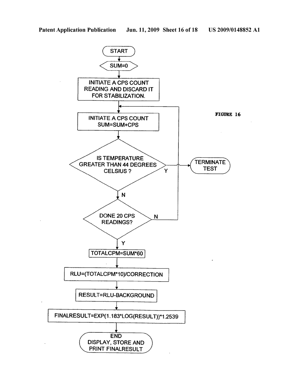 Sensitive method for detecting low levels of ATP - diagram, schematic, and image 17