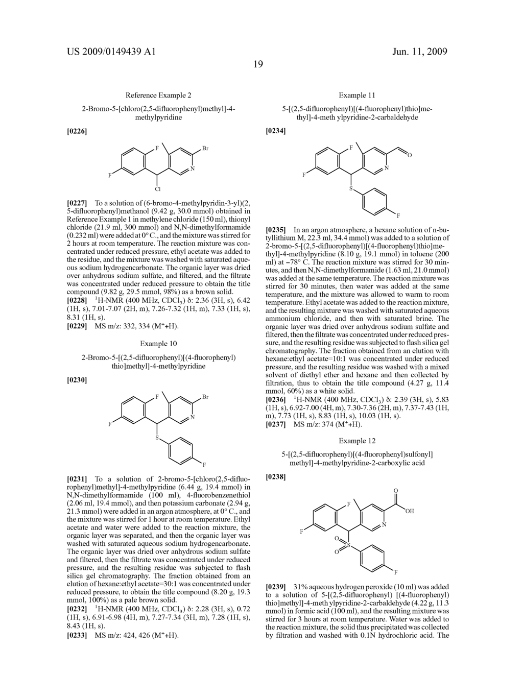 PYRIDYLMETHYSULFONE DERIVATIVE - diagram, schematic, and image 20