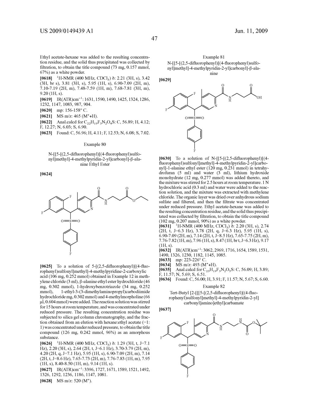 PYRIDYLMETHYSULFONE DERIVATIVE - diagram, schematic, and image 48