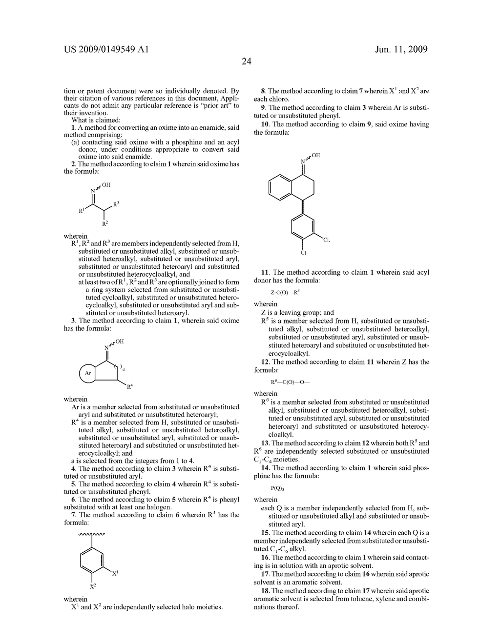 PREPARATION OF CHIRAL AMIDES AND AMINES - diagram, schematic, and image 25