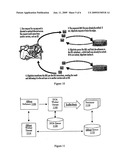 Dynamic content assembly on edge-of-network servers in a content delivery network diagram and image