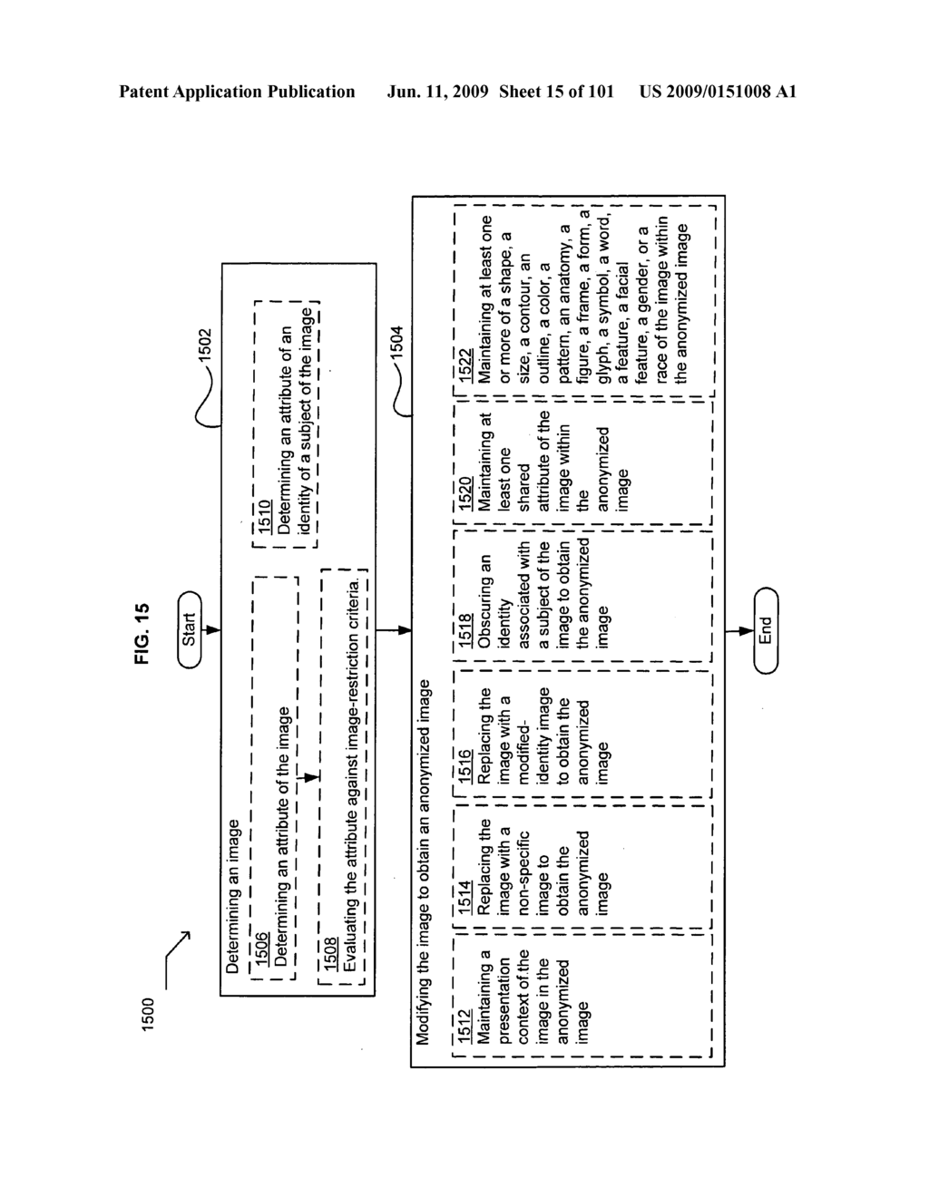 Media markup system for content alteration in derivative works - diagram, schematic, and image 16