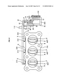 Impulse charger for motor vehicle engines diagram and image