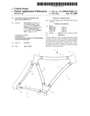 NANO-METAL BICYCLE FRAME AND RELATED COMPONENTS diagram and image