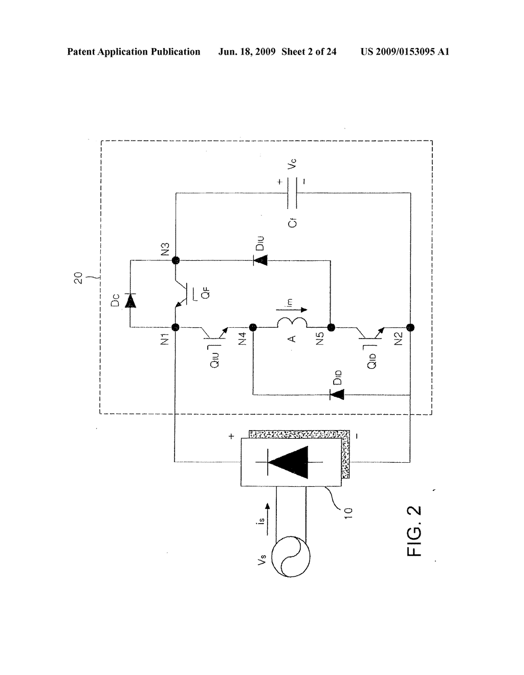 Driving Circuit For Single Phase Switched Reluctance Motor And Diagram Method Thereof Schematic Image 03