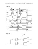 NOISE FILTER CIRCUIT, DEAD TIME CIRCUIT, DELAY CIRCUIT, NOISE FILTER METHOD, DEAD TIME METHOD, DELAY METHOD, THERMAL HEAD DRIVER, AND ELECTRONIC INSTRUMENT diagram and image
