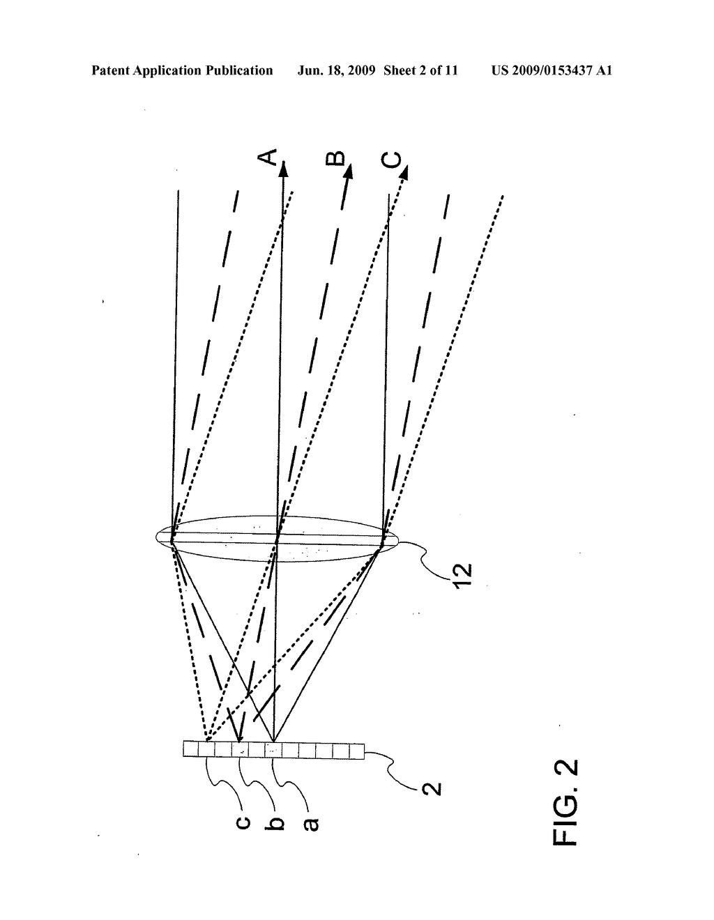 DEVICE AND METHOD FOR ALIGNMENT OF BINOCULAR PERSONAL DISPLAY - diagram, schematic, and image 03