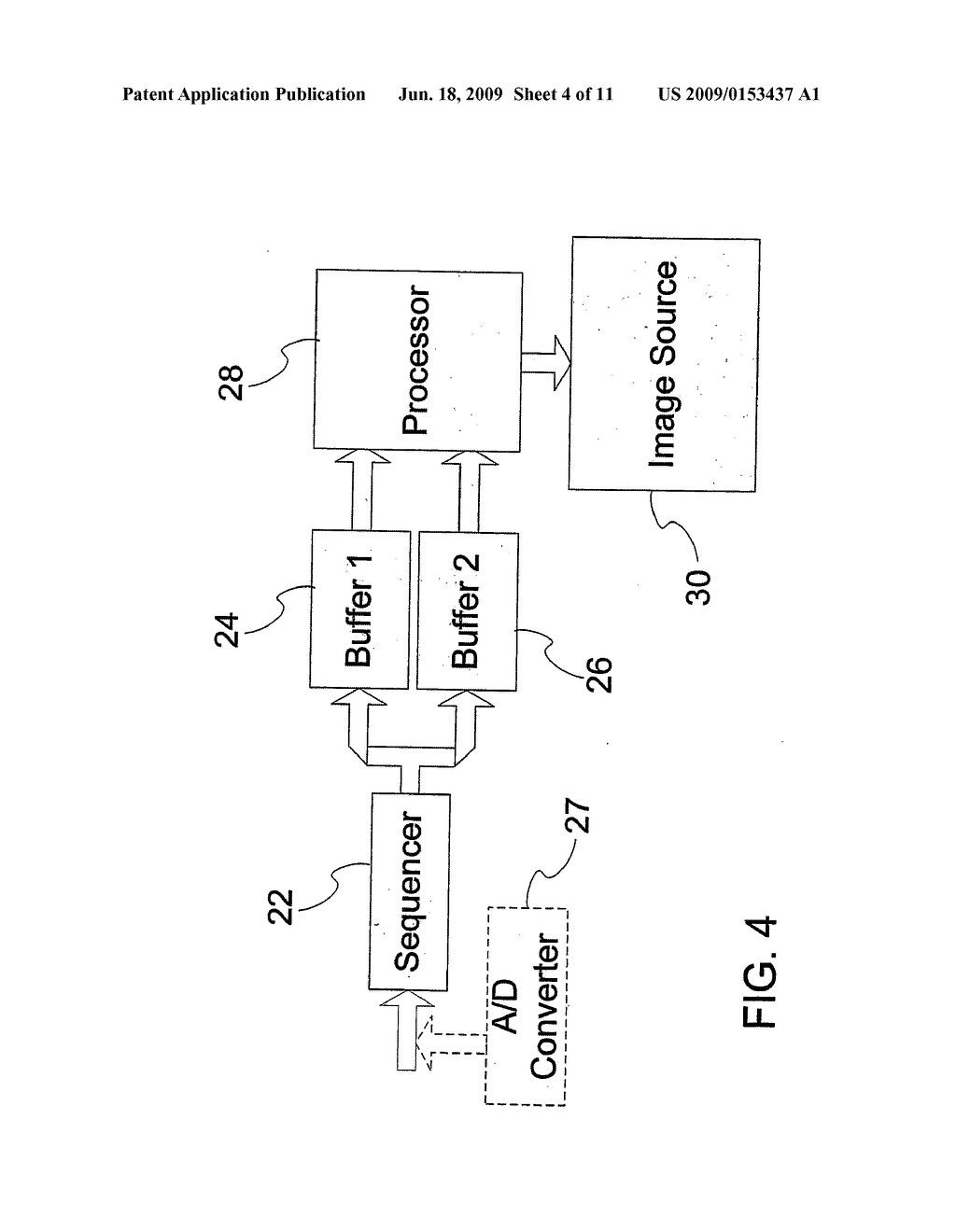 DEVICE AND METHOD FOR ALIGNMENT OF BINOCULAR PERSONAL DISPLAY - diagram, schematic, and image 05