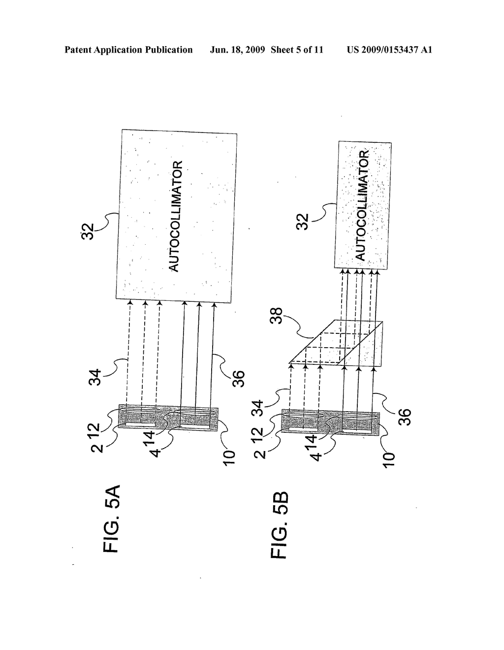 DEVICE AND METHOD FOR ALIGNMENT OF BINOCULAR PERSONAL DISPLAY - diagram, schematic, and image 06