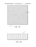 HONEYCOMB HAVING A HIGH COMPRESSION STRENGTH AND ARTICLES MADE FROM SAME diagram and image