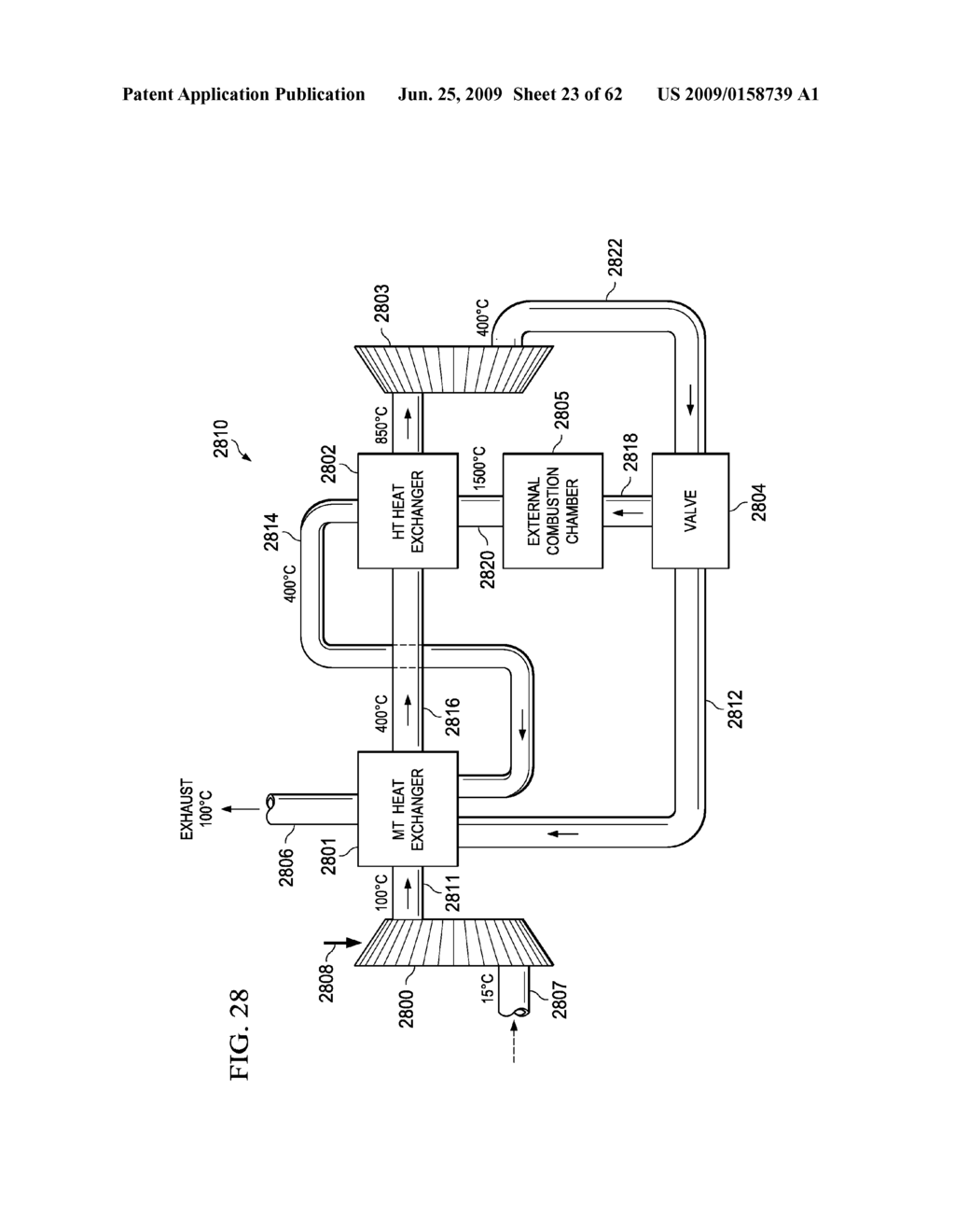 GAS TURBINE SYSTEMS AND METHODS EMPLOYING A VAPORIZABLE LIQUID DELIVERY DEVICE - diagram, schematic, and image 24