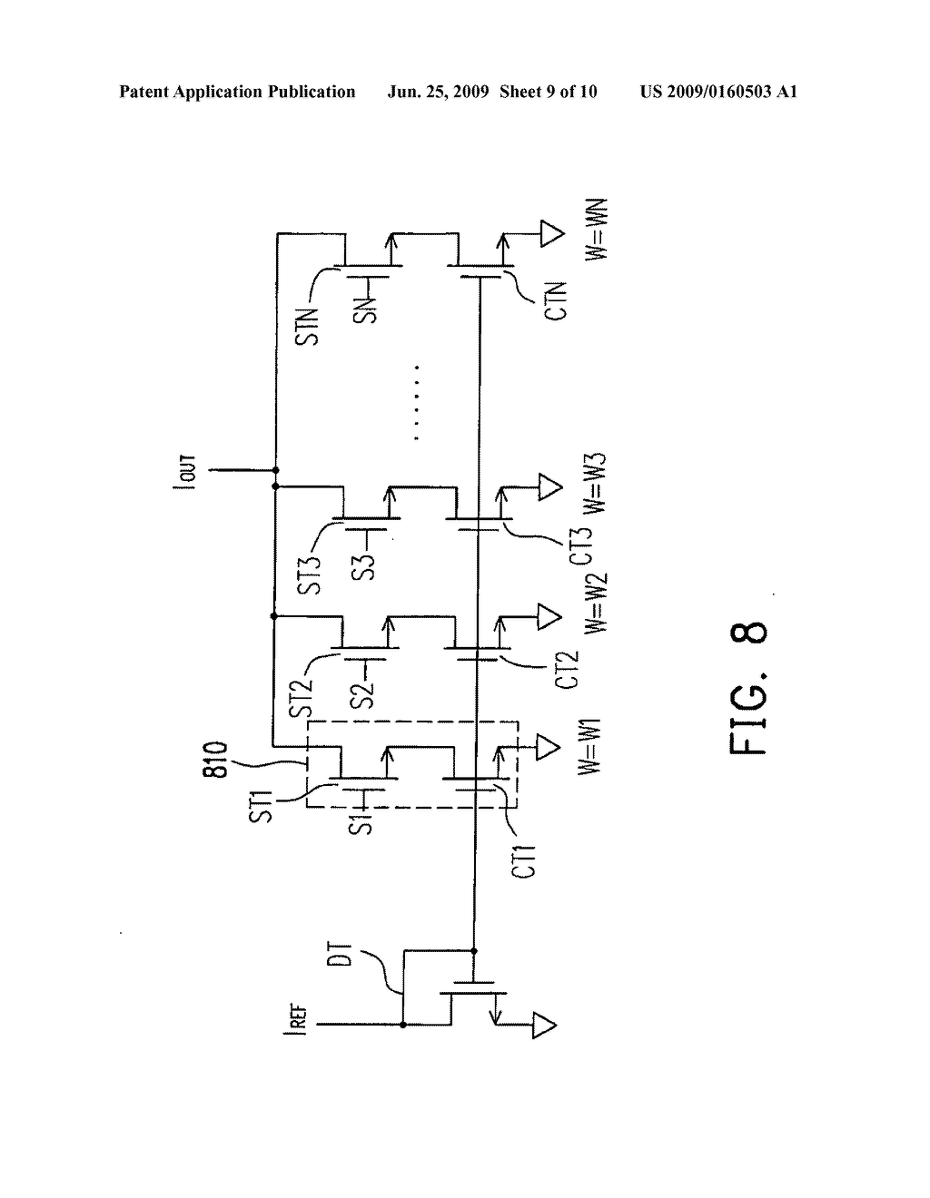 TRIANGLE WAVE GENERATOR AND SPREAD SPECTRUM CONTROL CIRCUIT THEREOF -  diagram, schematic, and image 10
