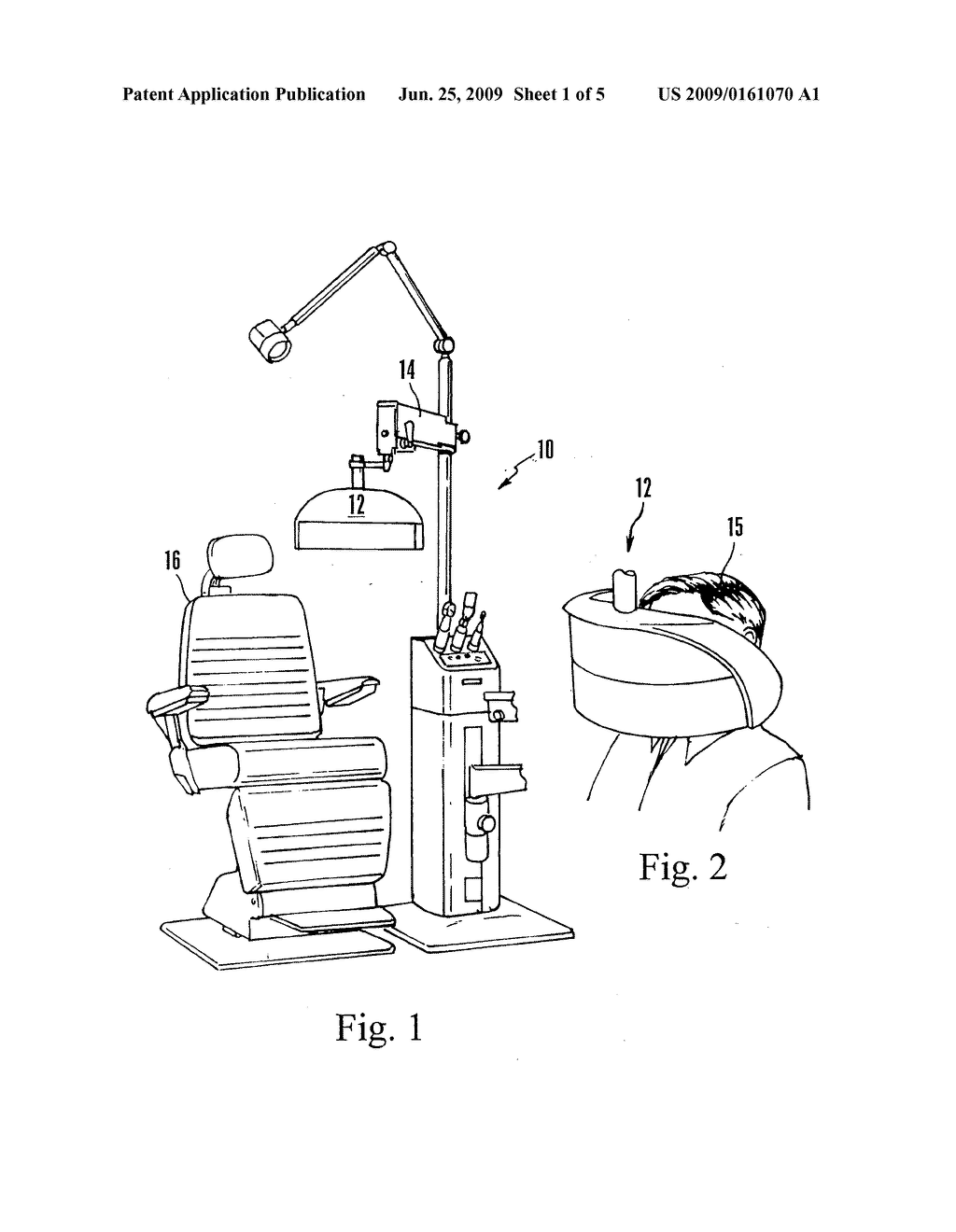 APPARATUS AND METHOD FOR DETERMINING OBJECTIVE REFRACTION USING WAVEFRONT SENSING - diagram, schematic, and image 02