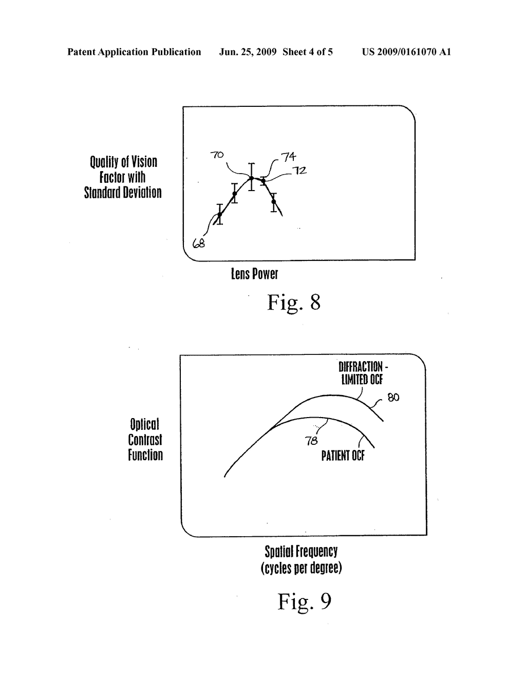 APPARATUS AND METHOD FOR DETERMINING OBJECTIVE REFRACTION USING WAVEFRONT SENSING - diagram, schematic, and image 05