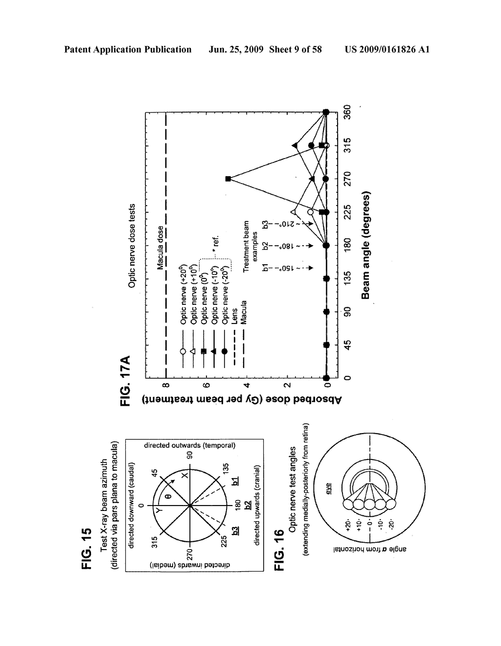 METHODS AND DEVICES FOR ORTHOVOLTAGE OCULAR RADIOTHERAPY AND TREATMENT PLANNING - diagram, schematic, and image 10