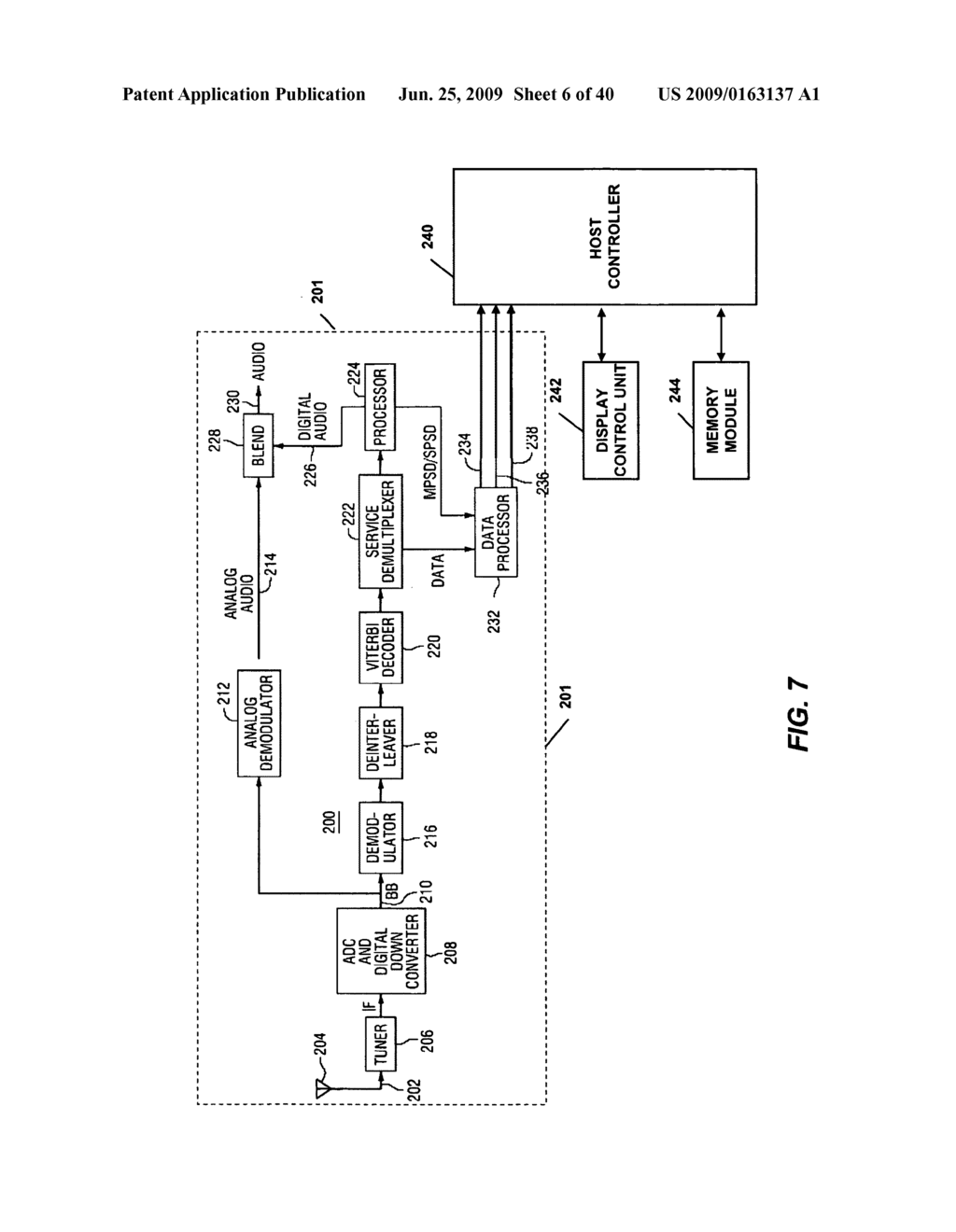 Systems and methods for communicating and rendering electronic program guide information via digital radio broadcast transmission - diagram, schematic, and image 07