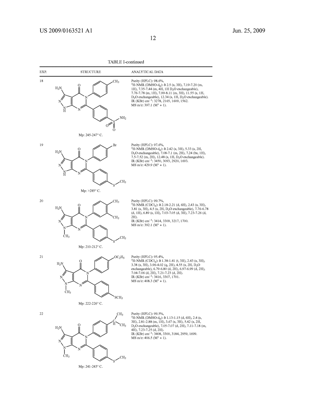 Novel Pyrazolopyrimidinone Derivatives - diagram, schematic, and image 13
