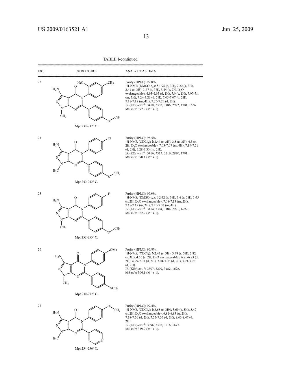 Novel Pyrazolopyrimidinone Derivatives - diagram, schematic, and image 14