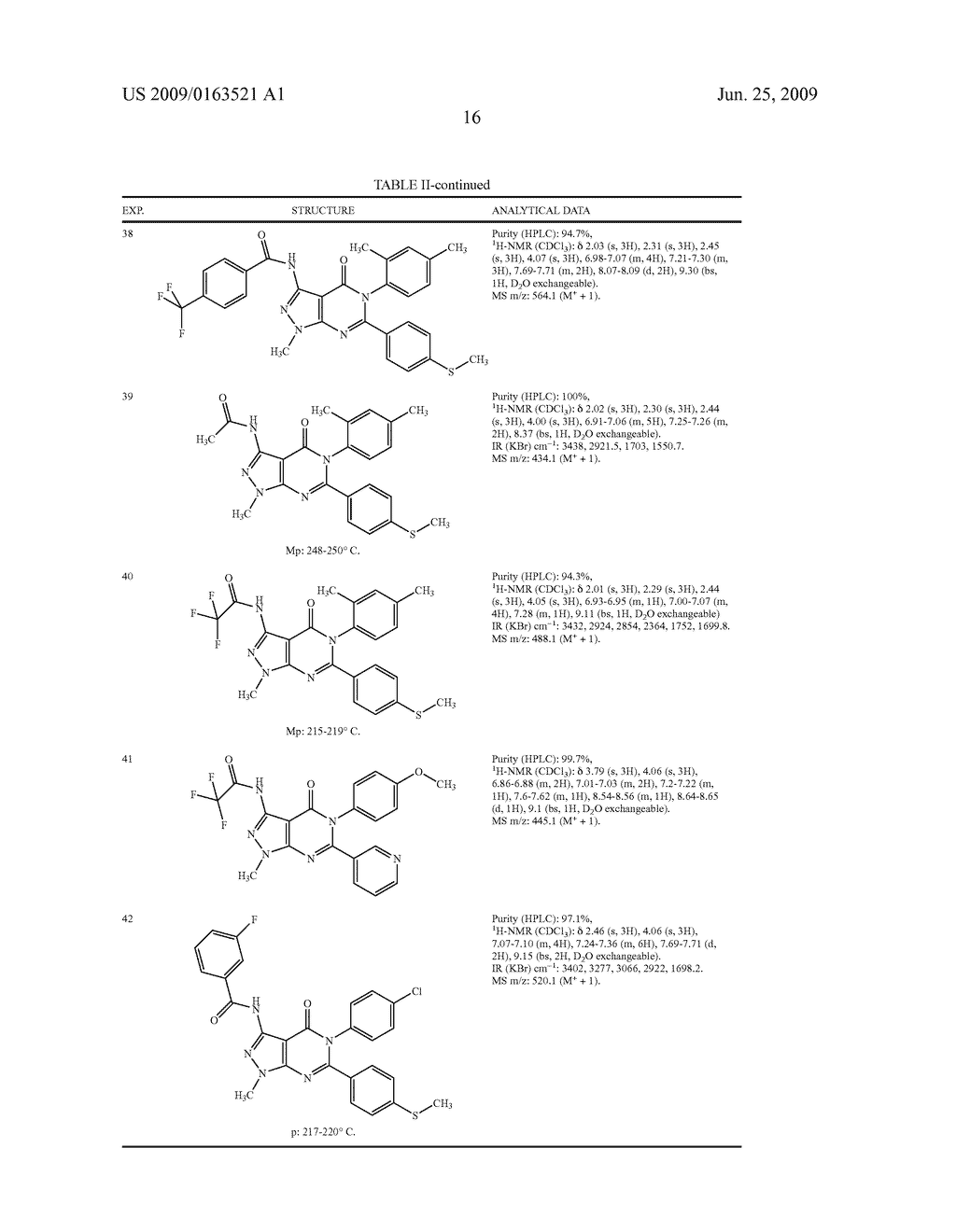 Novel Pyrazolopyrimidinone Derivatives - diagram, schematic, and image 17