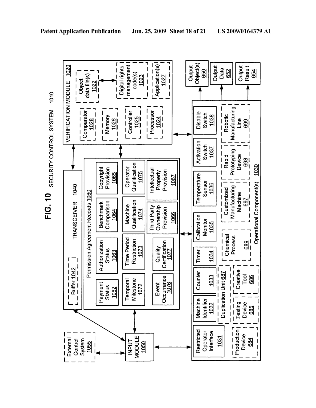 Conditional authorization for security-activated device - diagram, schematic, and image 19