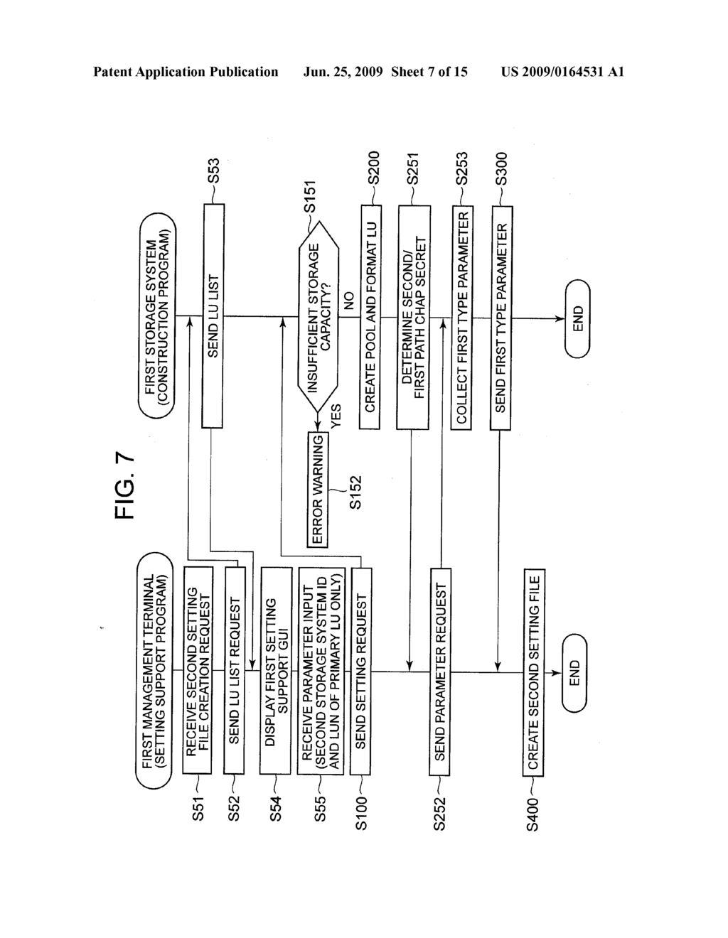 REMOTE COPY SYSTEM, REMOTE ENVIRONMENT SETTING METHOD, AND DATA RESTORE METHOD - diagram, schematic, and image 08