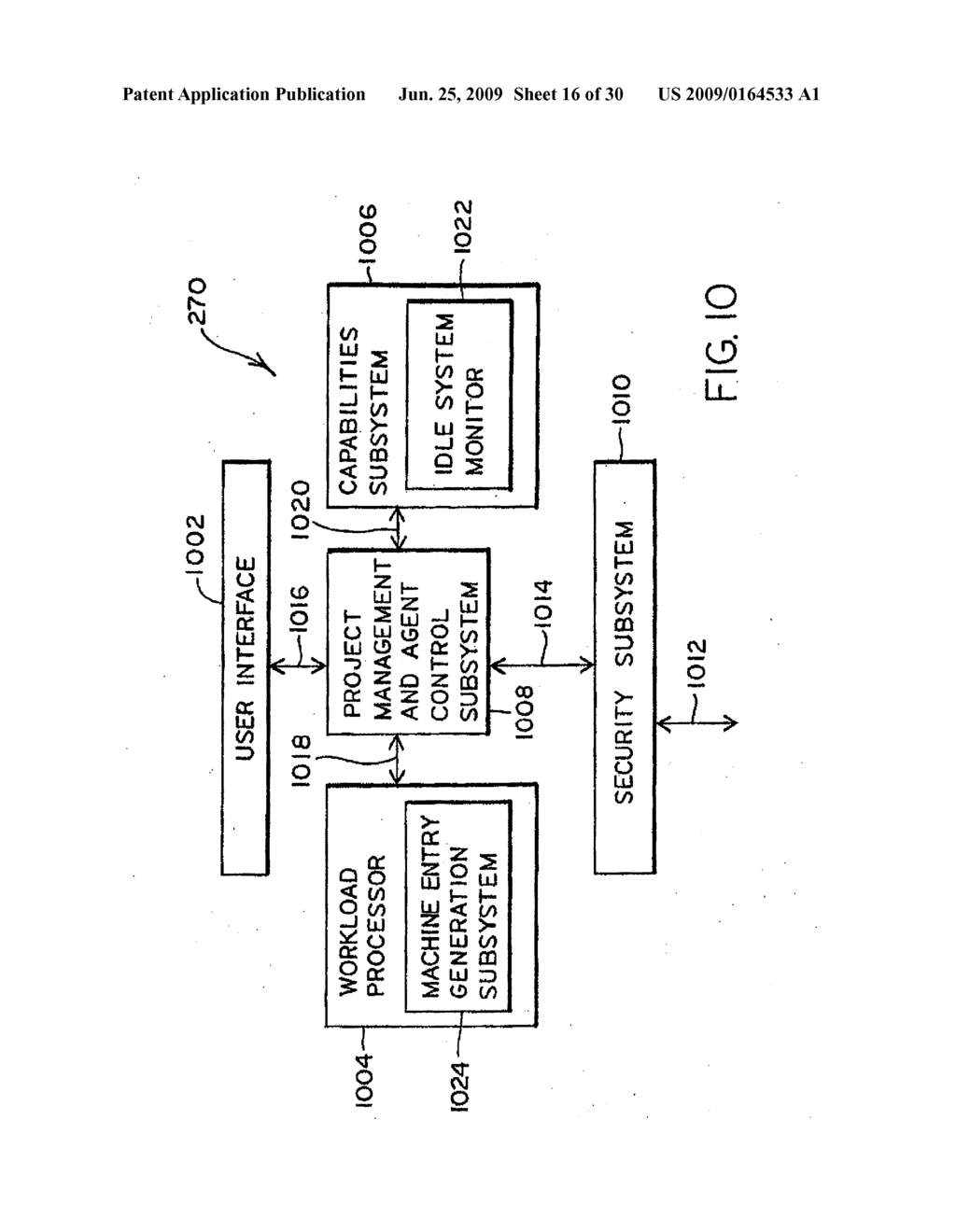 Method of Managing Workloads and Associated Distributed Processing System - diagram, schematic, and image 17