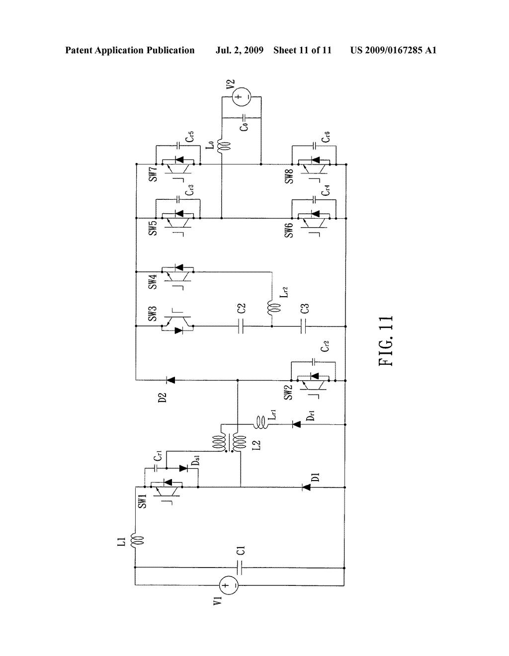 Resonance Circuit For Use In H Bridge Dc Converter Diagram Design Schematic And Image 12