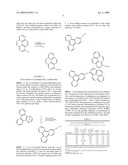 SYNTHESIS OF TRIPHENYLENE AND PYRENE BASED AROMATICS AND THEIR APPLICATION IN OLEDS diagram and image