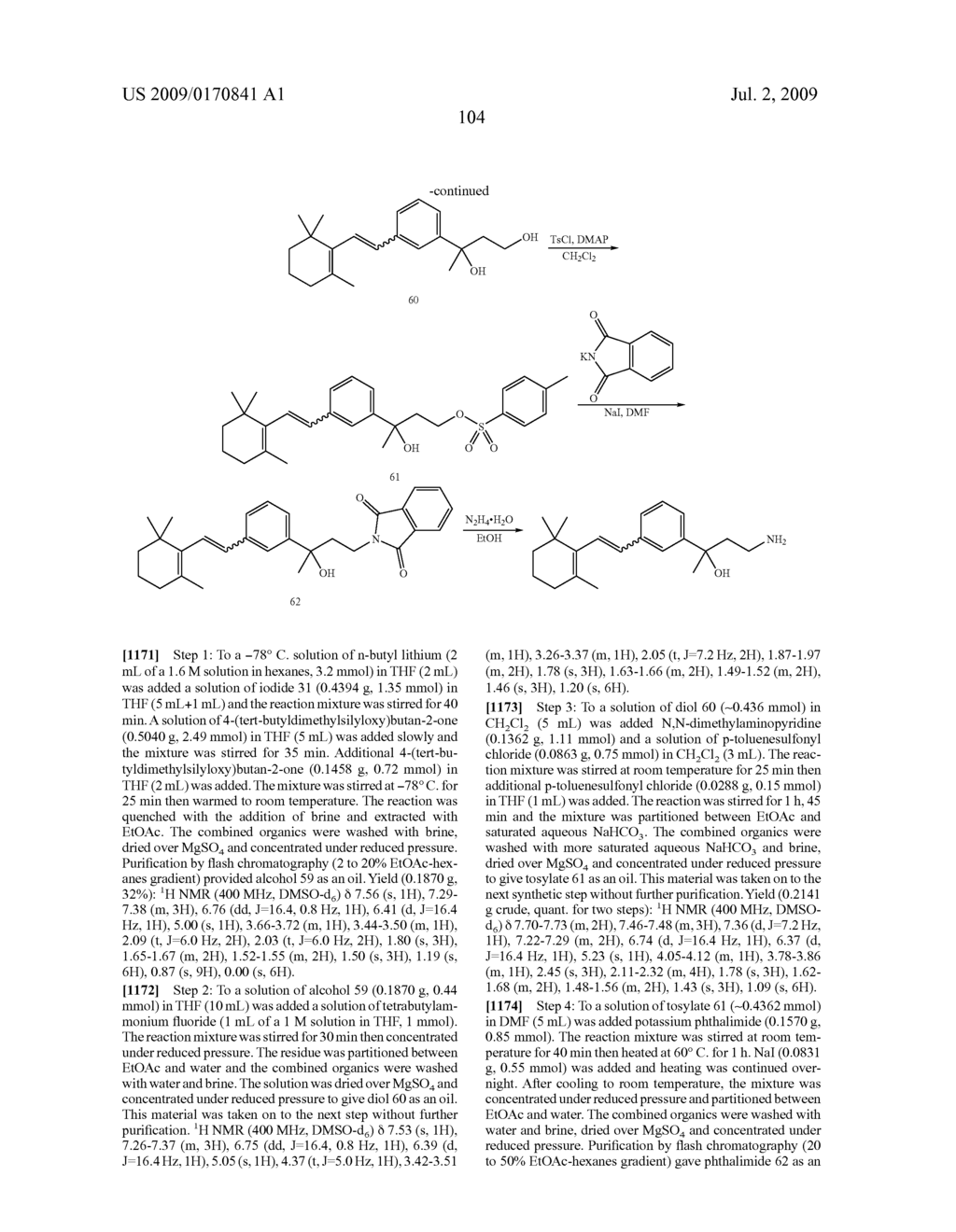 Styrenyl Derivative Compounds for Treating Ophthalmic Diseases and Disorders - diagram, schematic, and image 107