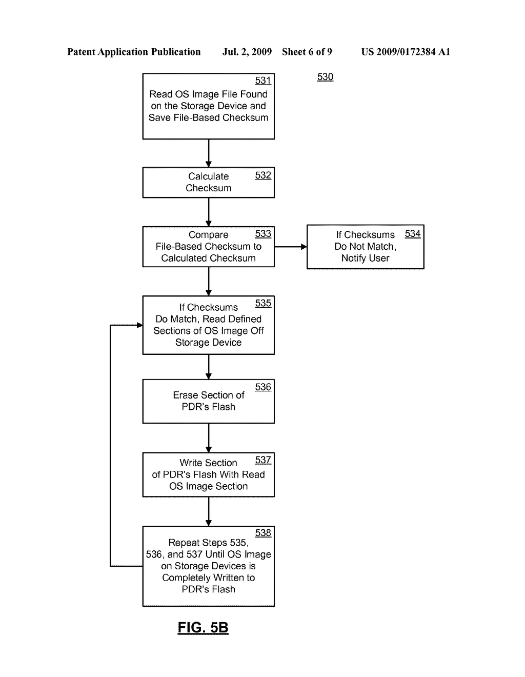 SYSTEMS AND METHODS FOR CONFIGURING, UPDATING, AND BOOTING AN ALTERNATE OPERATING SYSTEM ON A PORTABLE DATA READER - diagram, schematic, and image 07