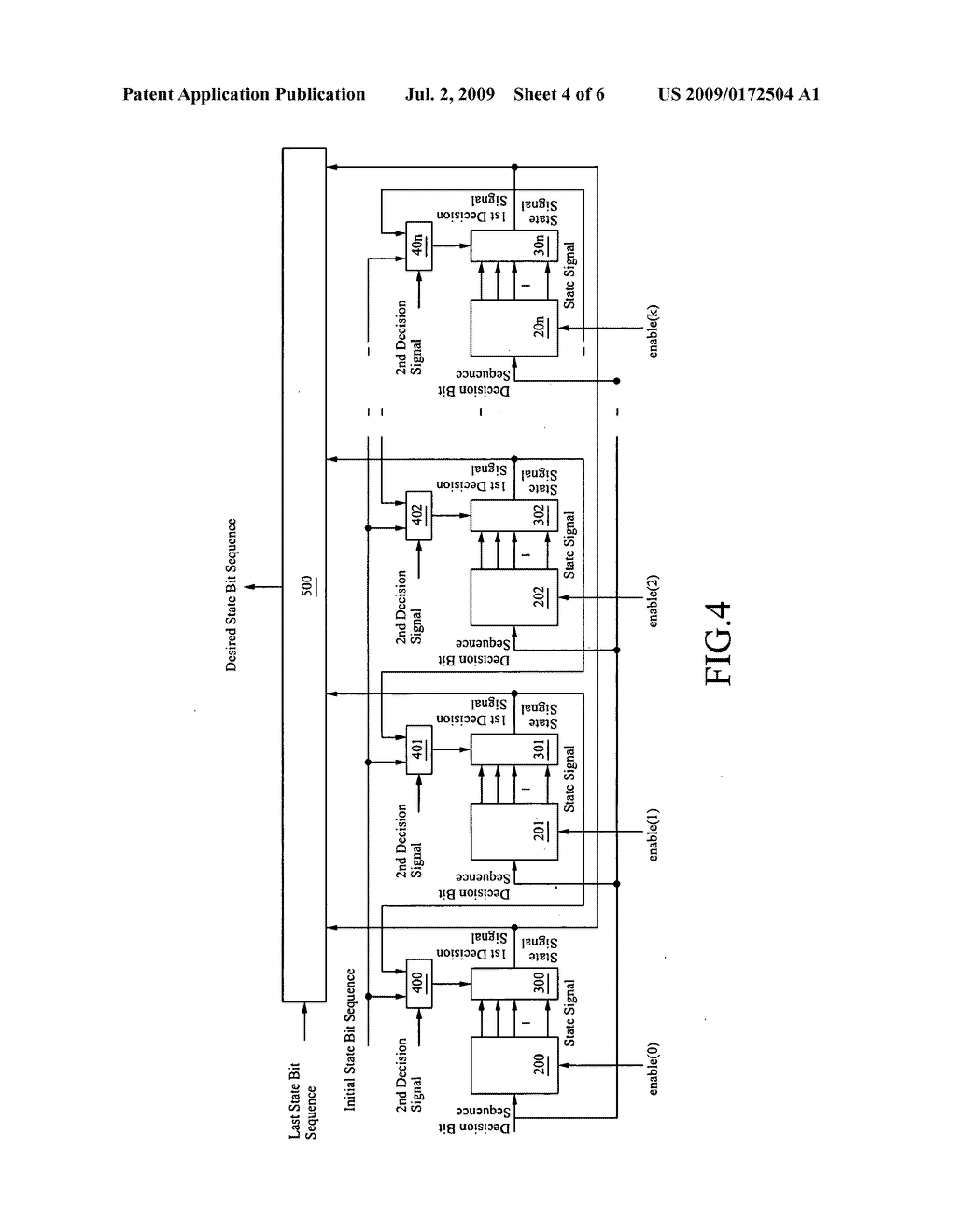 MEMORY ARCHITECTURE FOR VITERBI DECODER AND OPERATING METHOD THEREFOR - diagram, schematic, and image 05