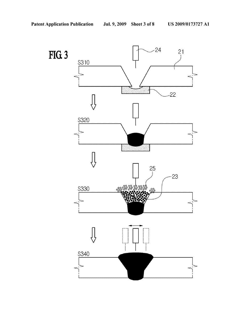 Welding Joint Diagram Enthusiast Wiring Diagrams Mig Welder Gun Butt Method Schematic And Image 04 Rh Patentsencyclopedia Com Tee