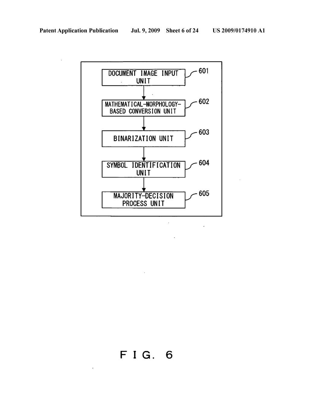 DIGITAL WATERMARK EMBEDDING APPARATUS AND DIGITAL WATERMARK DETECTING APPARATUS - diagram, schematic, and image 07