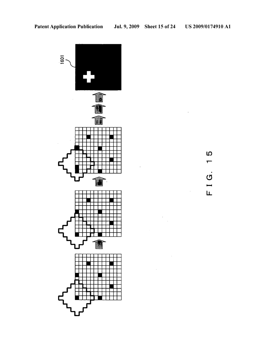 DIGITAL WATERMARK EMBEDDING APPARATUS AND DIGITAL WATERMARK DETECTING APPARATUS - diagram, schematic, and image 16