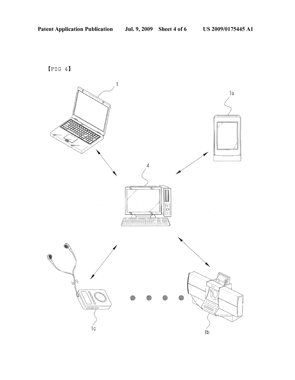 Electronic Device, Home Network System and Method for Protecting ...