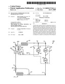 Multi-stage compressor unit for refrigeration system diagram and image