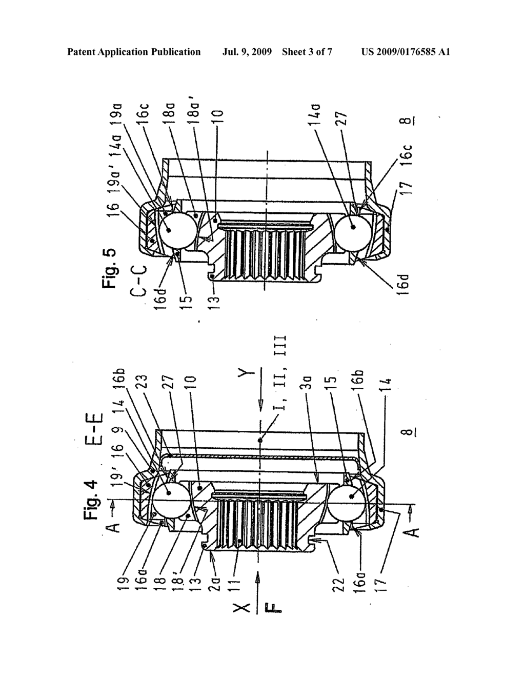 Torque Transmission Device Useful As A Fixed Constant Velocity Ball Joint Diagram For Drive Shafts And Method Producing Such Schematic