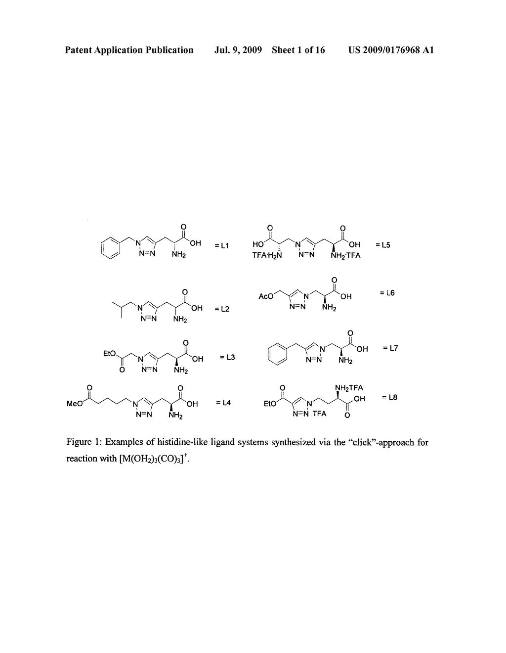 Preparation of Triazole Containing Metal Chelating Agents - diagram, schematic, and image 02