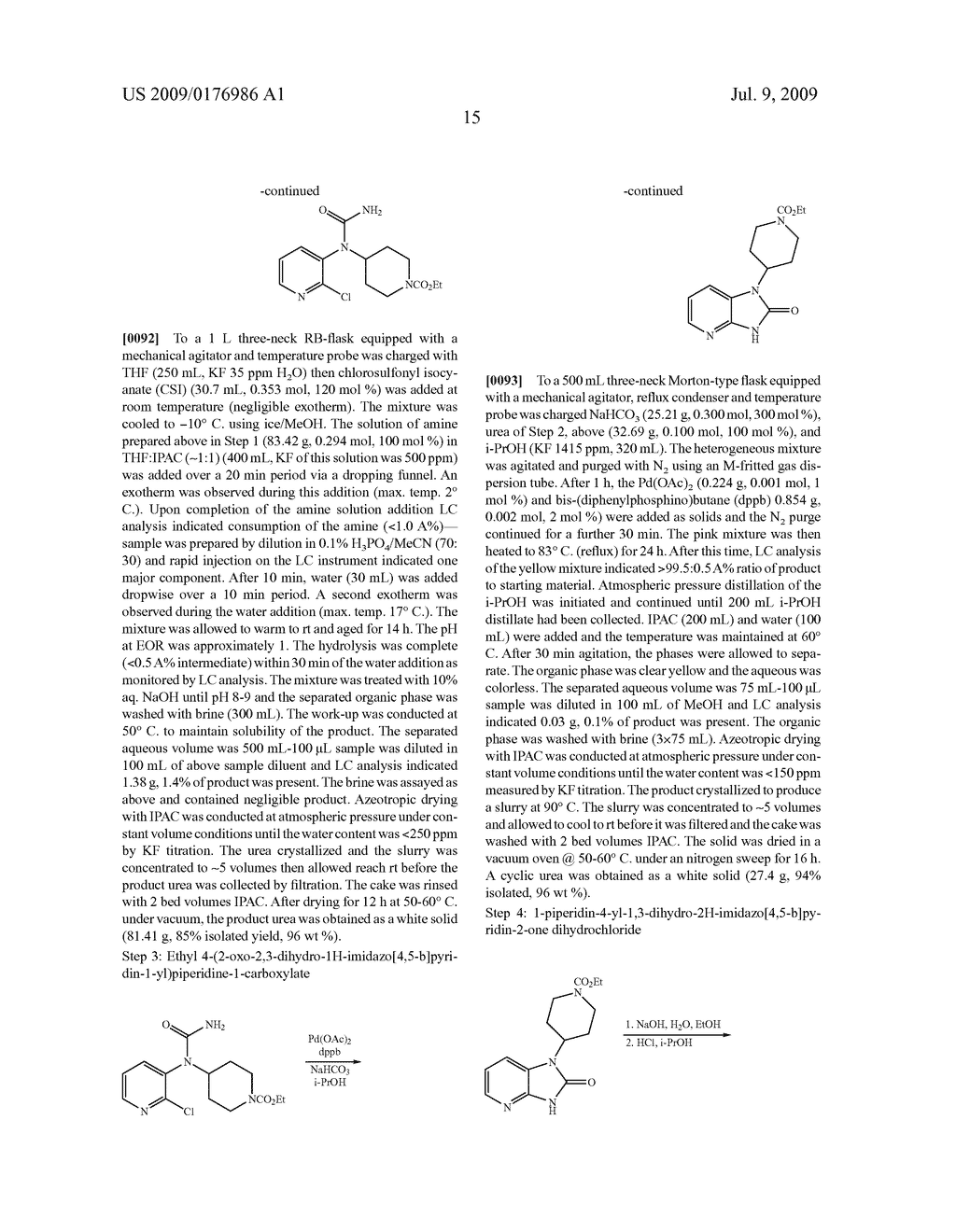 Process for the Preparation of Pyridine Heterocycle Cgrp Antagonist Intermediate - diagram, schematic, and image 16