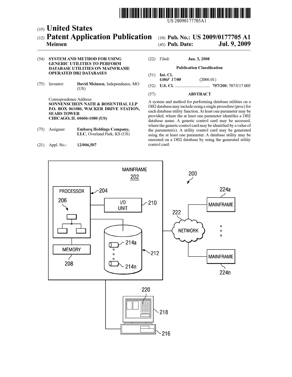 System and method for using generic utilities to perform database system and method for using generic utilities to perform database utilities on mainframe operated db2 databases diagram schematic and image 01 ccuart Image collections