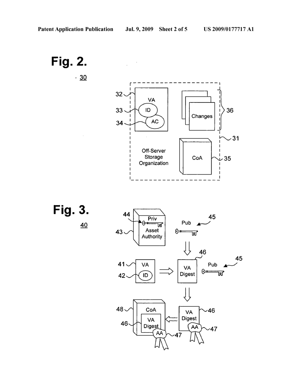 System and method for providing recognized offline modification of a virtual asset - diagram, schematic, and image 03