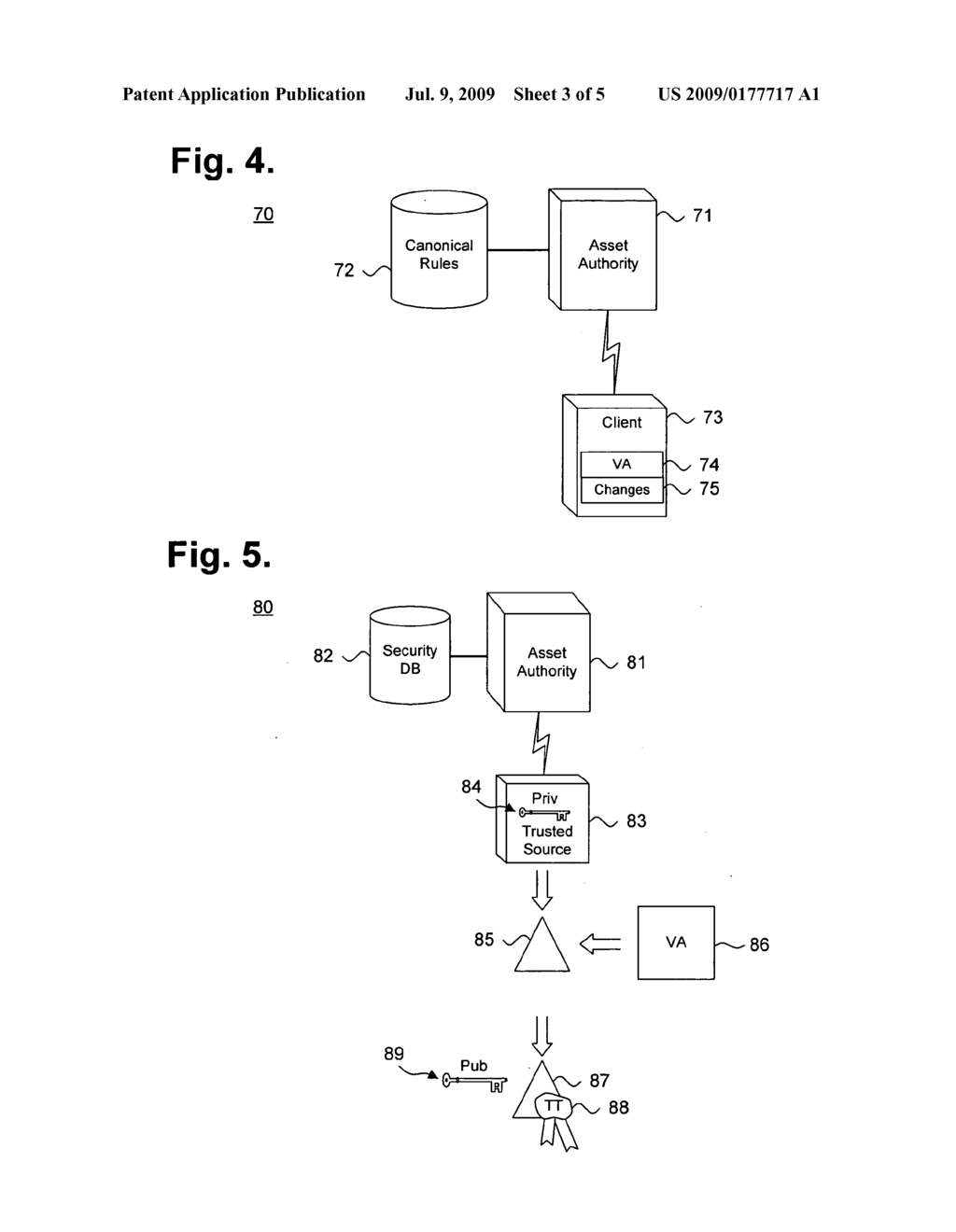 System and method for providing recognized offline modification of a virtual asset - diagram, schematic, and image 04