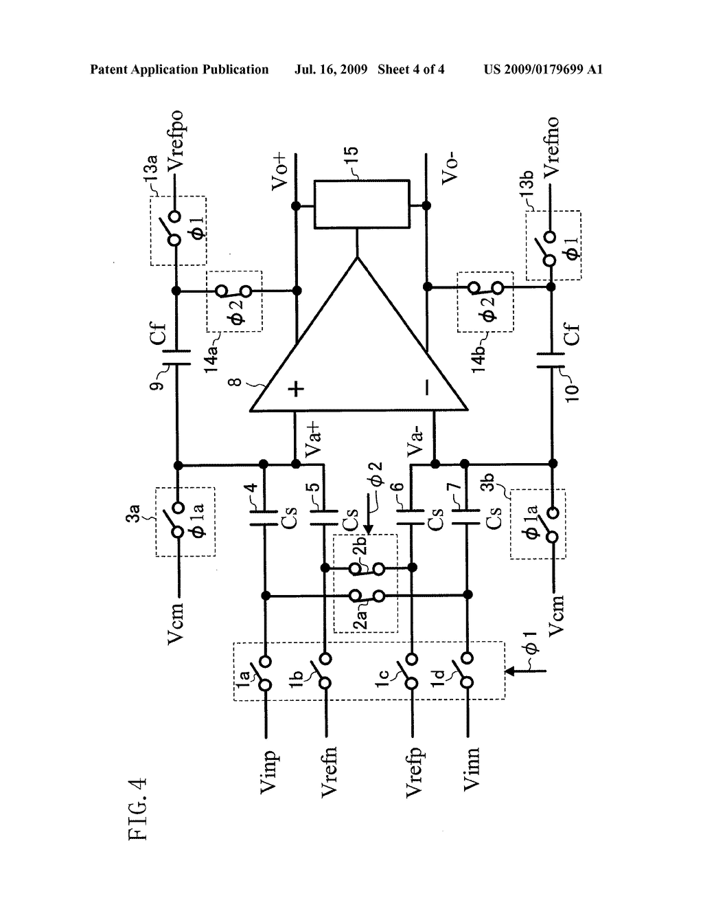 Fully Differential Comparator And Amplifier 741 Circuit Diagram Schematic Image 05