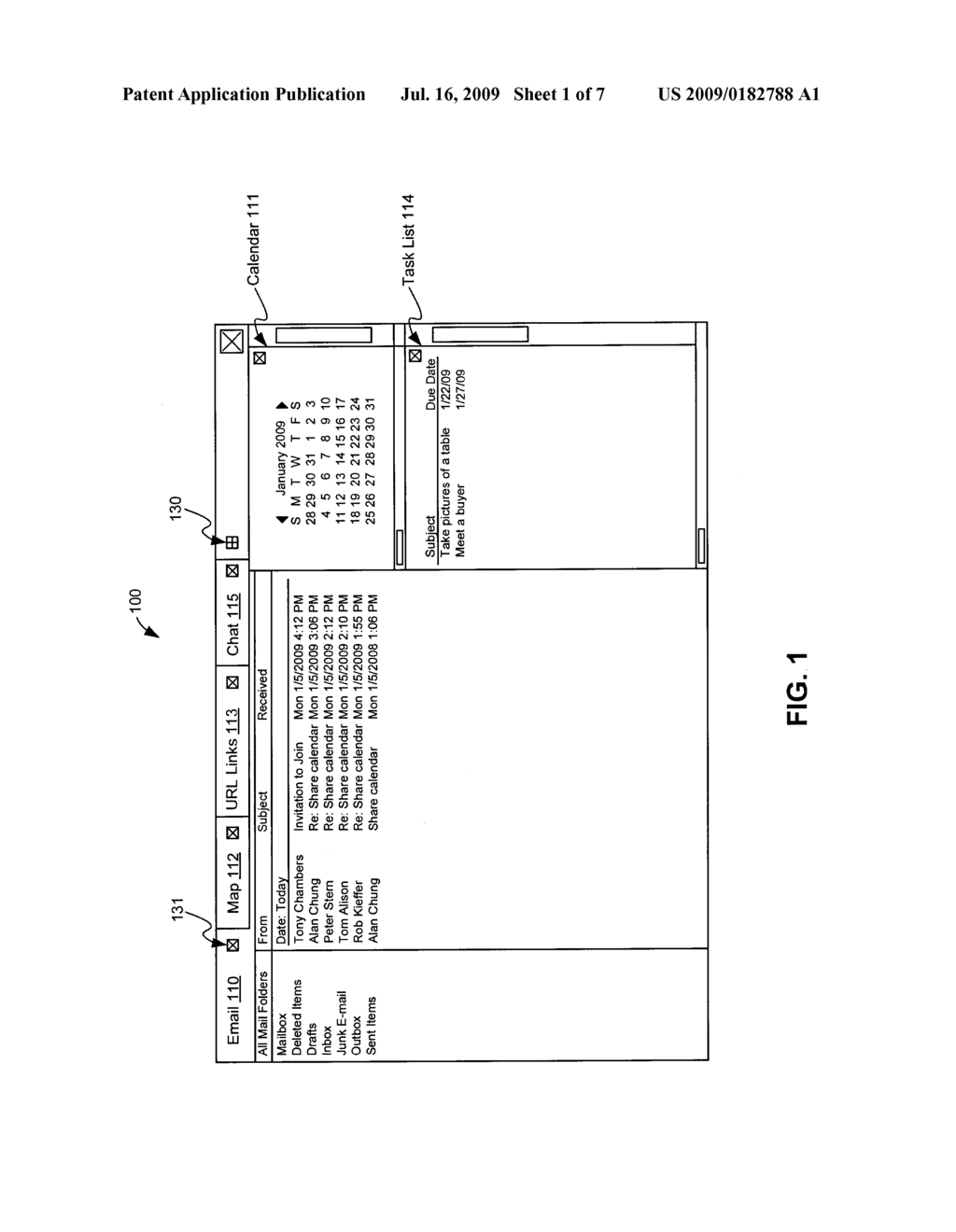 APPARATUS AND METHOD FOR CUSTOMIZED EMAIL AND DATA MANAGEMENT - diagram, schematic, and image 02