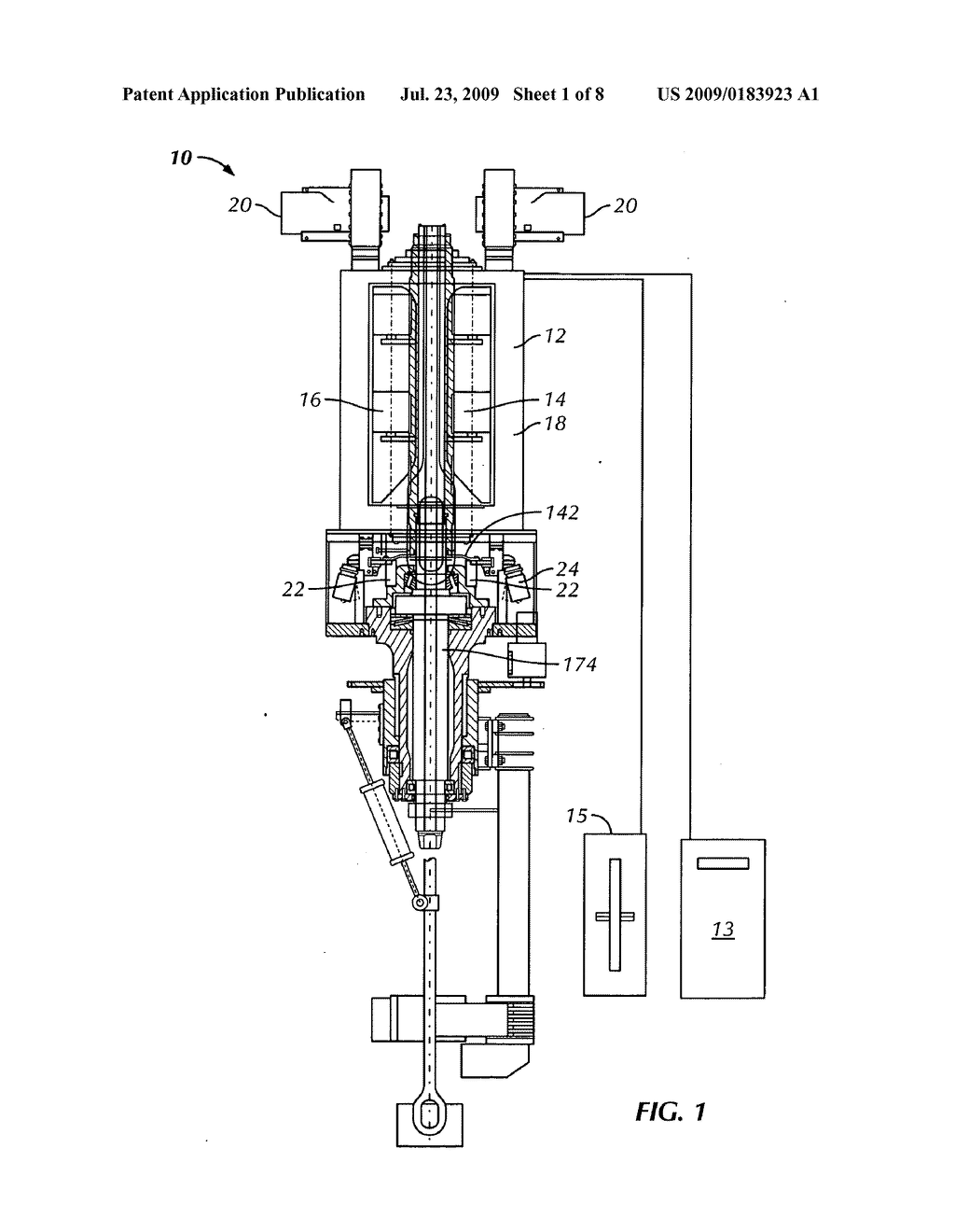 Top Drive Drilling System And Other Applications Using A Low Speed Ac Motor Circuit Direct Diagram Schematic Image 02