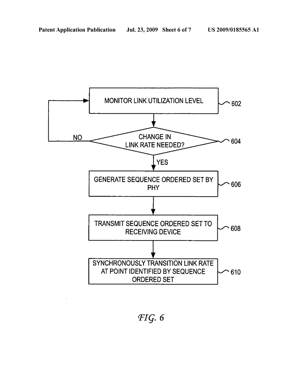 SYSTEM AND METHOD FOR USING SEQUENCE ORDERED SETS FOR ENERGY EFFICIENT ETHERNET COMMUNICATION - diagram, schematic, and image 07